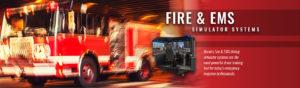 Fire truck simulation